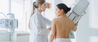 מדוע את צריכה לקבוע עוד היום תור לבדיקת שד?