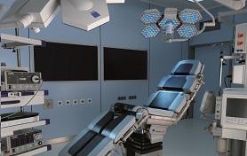 מחלקה ראשונה בחדרי ניתוח והתאוששות