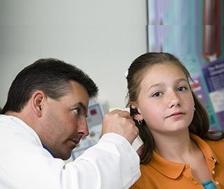 מרפאת אף אוזן גרון
