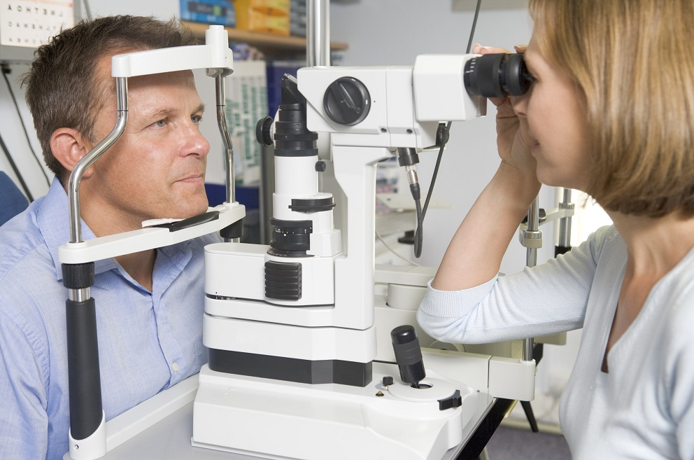 מרפאת עיניים